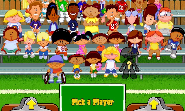 Ultimate Backyard Football : The Flexbone The Ultimate Backyard Football Team  Student Union