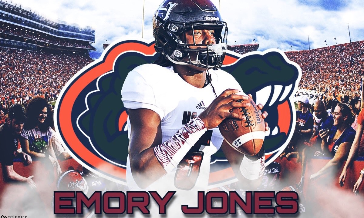 Emory Jones Flips From Ohio State, Signs With Florida ...